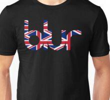 Blur UK Logo Unisex T-Shirt