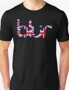 Blur UK Logo T-Shirt