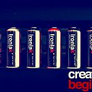 Creation. Begin. by Boxx