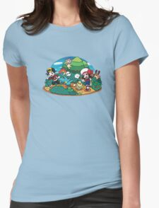 pokemon park Womens Fitted T-Shirt