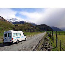 Wanaka . South Island, New Zealand. (5) Photographic Print