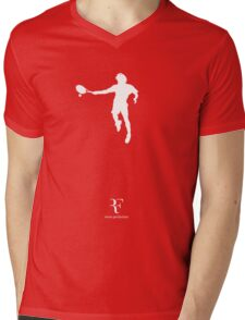 Swiss Perfection! Mens V-Neck T-Shirt