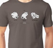The Rock, Paper, Scissors Co. Unisex T-Shirt