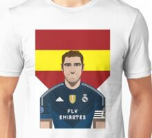 Iker Casillas Unisex T-Shirt