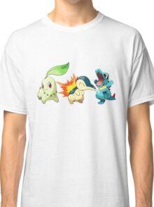 pokemon starter 1 Classic T-Shirt