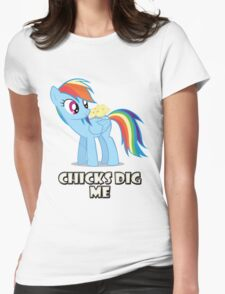 "Rainbow Dash - ""Chicks"" T-Shirt"