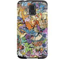 Gen I - Pokemaniacal Colour Samsung Galaxy Case/Skin