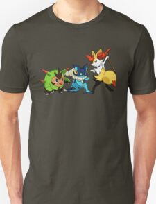 pokemon starter 4 T-Shirt