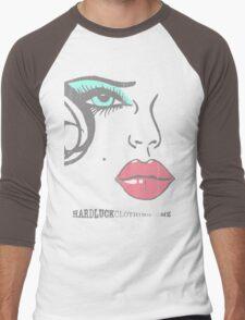 Glamour Girl Men's Baseball ¾ T-Shirt
