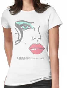 Glamour Girl Womens Fitted T-Shirt