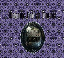 Welcome Foolish Mortals  by DisneyDesigns