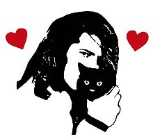 Danzig Loves Kittens by SailorMeg