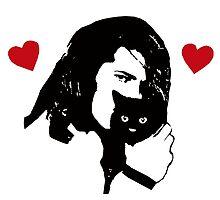 Danzig Loves Kittens by SailorMeg