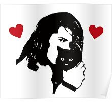 Danzig Loves Kittens Poster