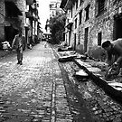 village lane by SRana