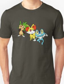 pokemon starter 6 T-Shirt