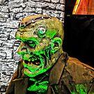 Frankenstein's Monster by John Gaffen
