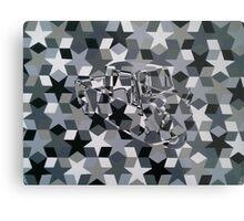 Chaotic Mazda 360 Metal Print