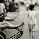 resting cyclo feet by wellman