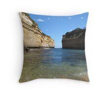Captivating Inlet Throw Pillow