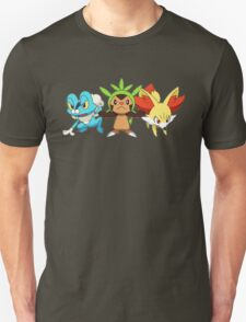 pokemon starter 7 T-Shirt