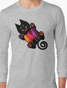 KITTEN 7/10 Long Sleeve T-Shirt