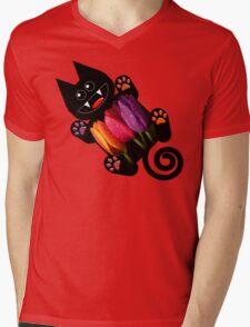 KITTEN 7/10 Mens V-Neck T-Shirt