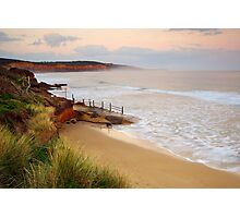 Anglesea Coastline Photographic Print