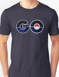 pokemon go logo Unisex T-Shirt