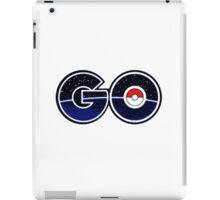 pokemon go logo iPad Case/Skin