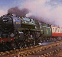 Britannia pacific by Mike Jeffries