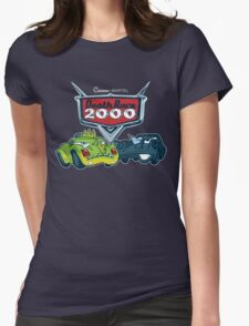 Death Race 2000 Womens Fitted T-Shirt