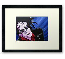 Actor... Framed Print