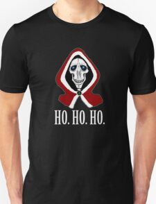 Death says Ho. Ho. Ho. T-Shirt