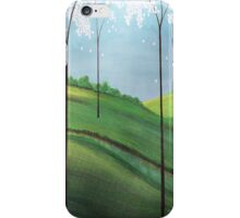 Whimsy Spring iPhone Case/Skin