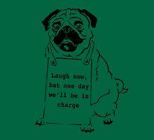 Banksy Pug Unisex T-Shirt