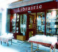 Book store by Sandrine Pelissier