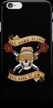Gonzo Pirate by dextrahoffman