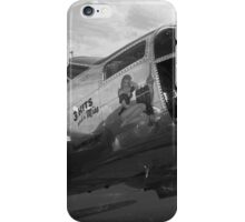 World War II nose art iPhone Case/Skin
