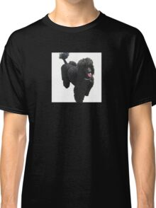 Square Pooch Poodle Classic T-Shirt