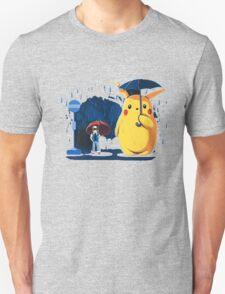 pokemon totoro scene T-Shirt