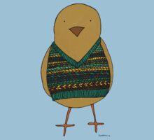 Knitwear for birds One Piece - Short Sleeve