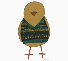 Knitwear for birds One Piece - Short Sleeve