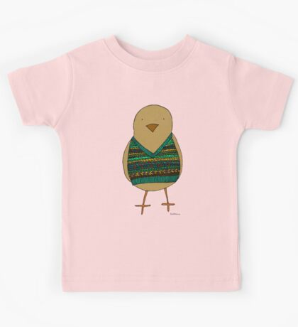Knitwear for birds Kids Tee