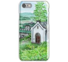 Chapel of Our Lady at Hotel Pod Zvicinou iPhone Case/Skin