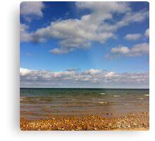 Great Lakes Sky Metal Print