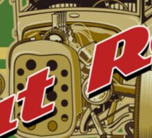 Rat Rod Service Sticker