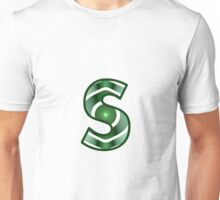 Fractal – Alphabet – S is for Simple Unisex T-Shirt
