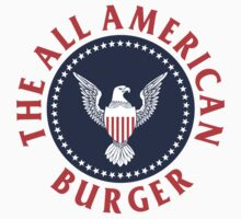 The All American Burger by Blackwing