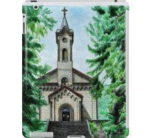 Pilgrimage Church of the Visitation in Kocléřov iPad Case/Skin